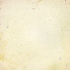 Light yellow recycled paper texture