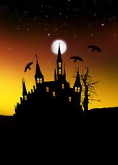 Geisterschloß/Halloween
