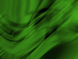 Shades Of Green Computer Generated Design