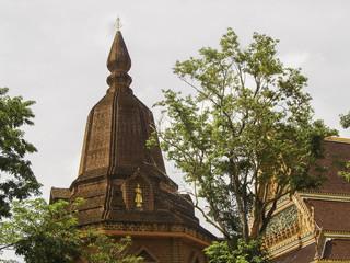 Pagoda Temple Thai