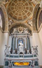 Padua - chapel Cappella di San Gregorio Barbarigo in the Dom