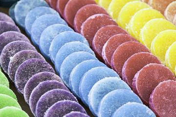 Soaps artisans colors