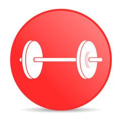 fitness web icon