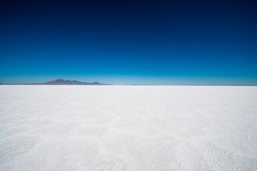 Wall Mural - Salt Flats in Utah