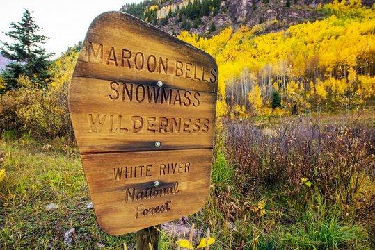 Snowmass Wilderness