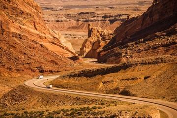 Wall Mural - Desert Utah Highway