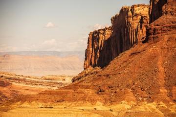 Wall Mural - Reddish Utah Landscape