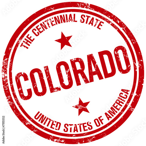 Colorado Stamp Stock Image And Royalty Free Vector Files On Fotolia