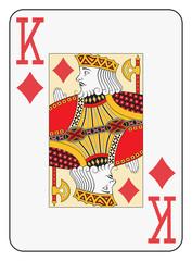 Jumbo index king of diamonds