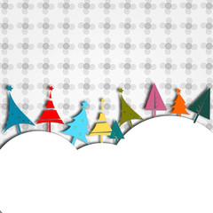 Fondo navideño