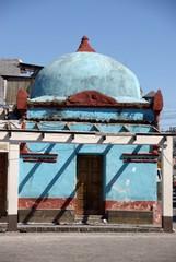 Maison au Guatemala