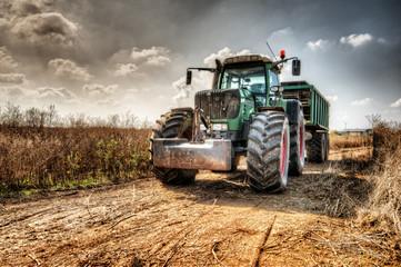 traktor hdr
