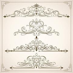 Excellent clligraphic frames II