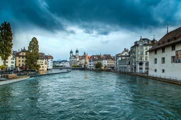 Люцерна. Швейцария