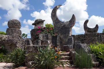 Coral Castle in Florida