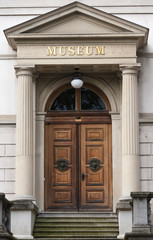 Museum Entry