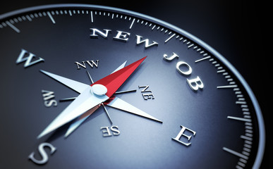 Kompass - New Job
