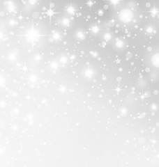 Hintergrund Winter Schnee grau