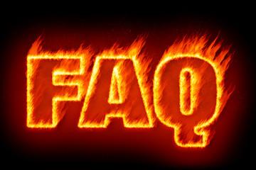 faq in flames