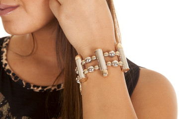 bullet shells bracelets