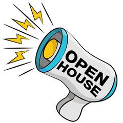 Open House Bullhorn