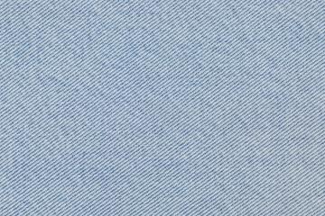 Pale Blue Denim Grunge Texture