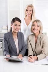 Frauen in Führungspositionen: Gleichstellung im Beruf