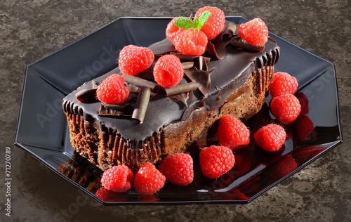 пирожное с малиной  № 145109 без смс
