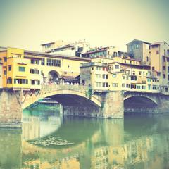 Wall Mural - Ponte Vecchio bridge