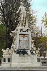 Mozart Memorial - Wien