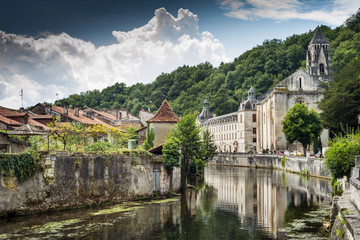 Brantôme, Perigord. Dordogne, Aquitaine, France