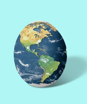 egg world map