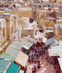Streets of Old City, Arab Quarter, Jerusalem