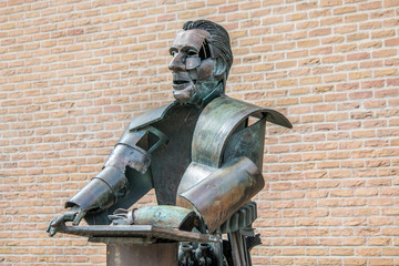 Standbeeld Pieter De Somer Leuven
