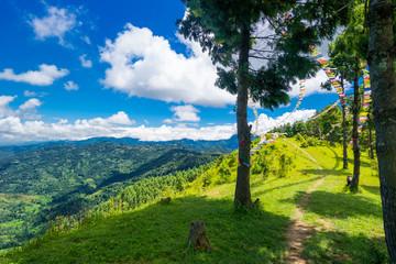 Fototapete - Kathmandu Valley