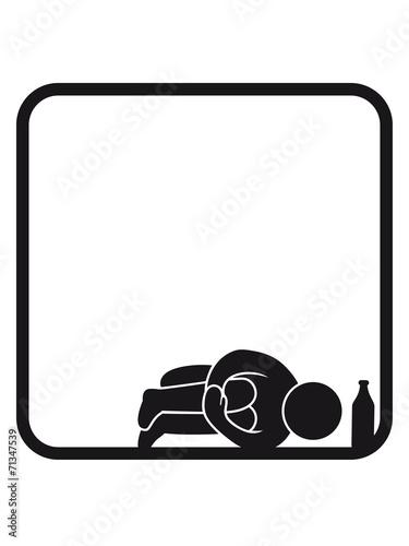 Betrunken boden liegen besoffen kauern stock photo and for Boden liegen
