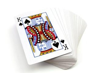 Fototapeta pack of cards obraz