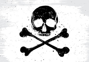 Pirate white flag