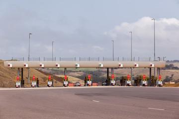 Highway Toll Gates