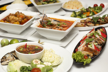 Thai Food set