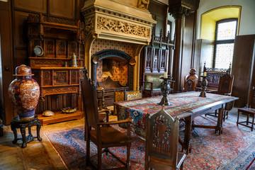 Mittelalterliches Königszimmer