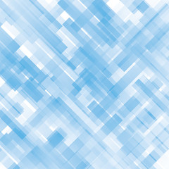 Blue Abstact Pattern Background