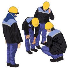 worker meeting
