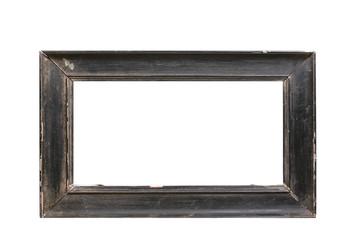 dark vintage picture frame