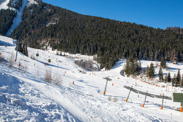 Alps in winter - 19