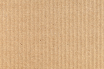 Brown modern cardboard closeup background photo texture