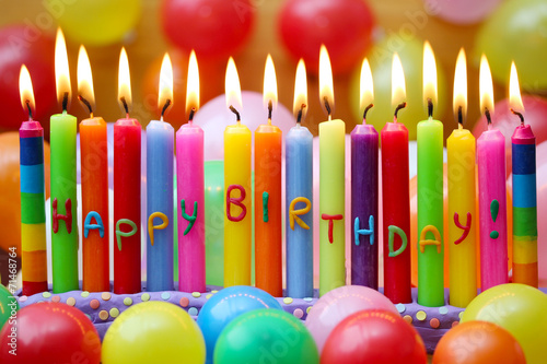 Happy Birthday Stockfotos Und Lizenzfreie Bilder Auf Fotolia