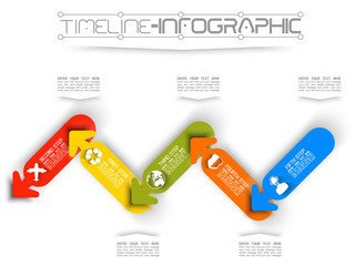 TIMELINE INFOGRAPHIC NEW STYLE  15