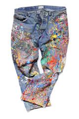 Jeans of an Artist