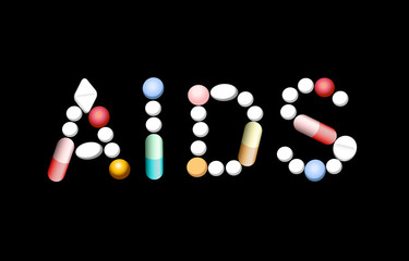 Aids Medicines Pills